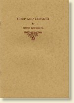 Sleep and Samadhi